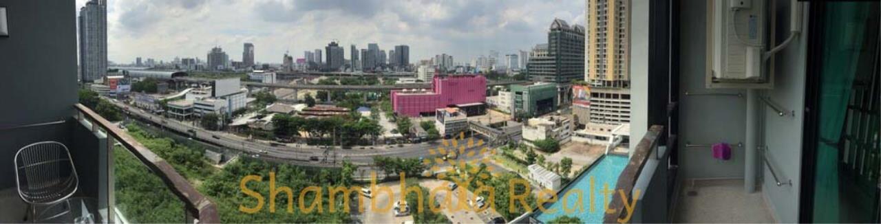 Shambhala Realty Agency's Supalai Premier Asoke Condominium for Rent in New Phetchaburi 4