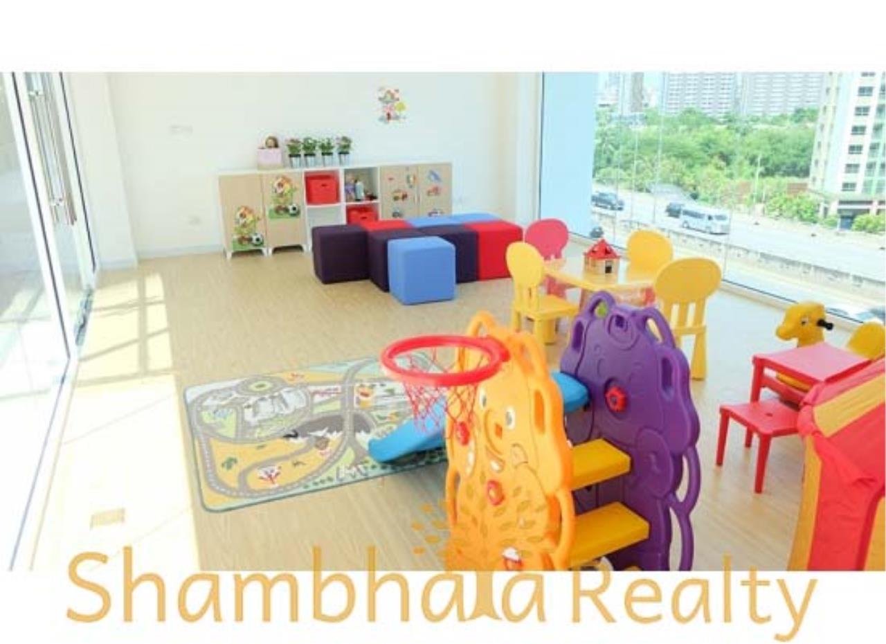 Shambhala Realty Agency's TC Green Rama 9 Condominium for Sale in Rama 9 17