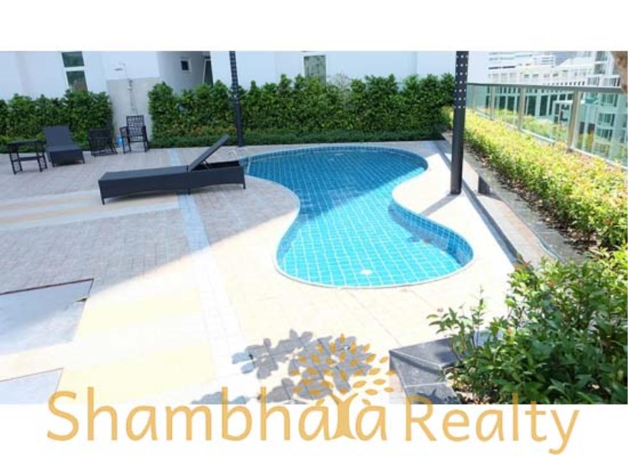 Shambhala Realty Agency's TC Green Rama 9 Condominium for Sale in Rama 9 14