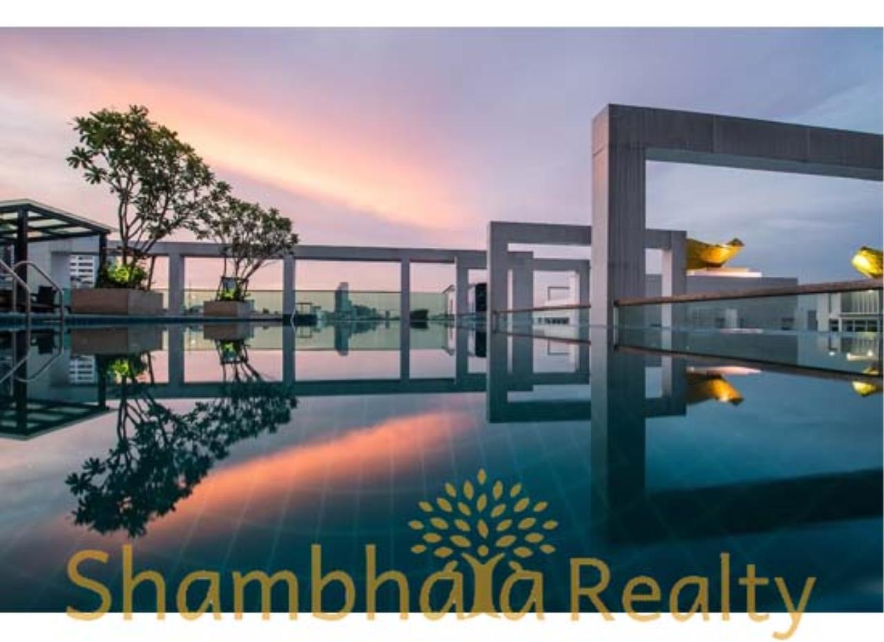 Shambhala Realty Agency's TC Green Rama 9 Condominium for Sale in Rama 9 1