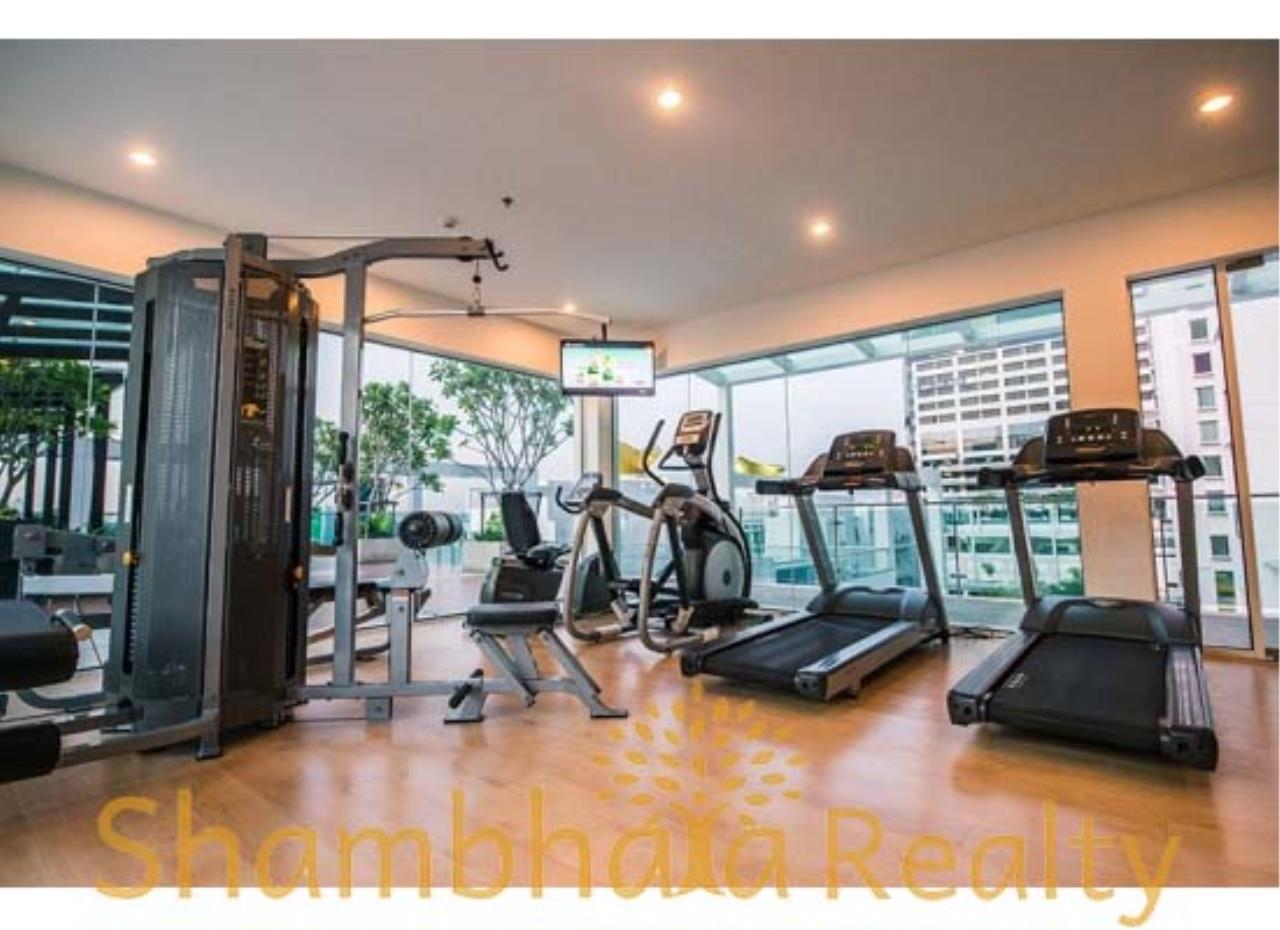 Shambhala Realty Agency's TC Green Rama 9 Condominium for Sale in Rama 9 15