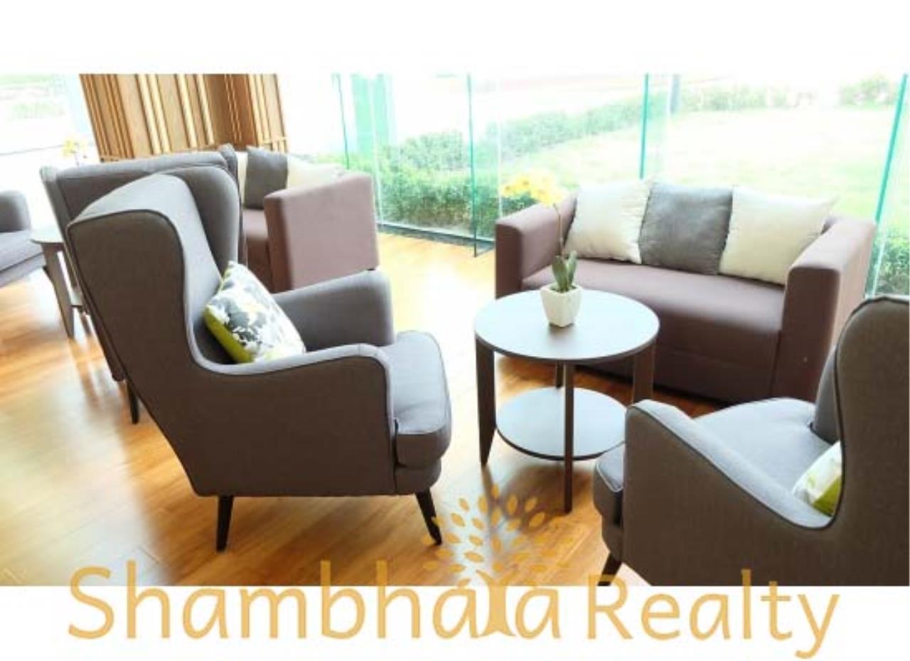 Shambhala Realty Agency's TC Green Rama 9 Condominium for Sale in Rama 9 11