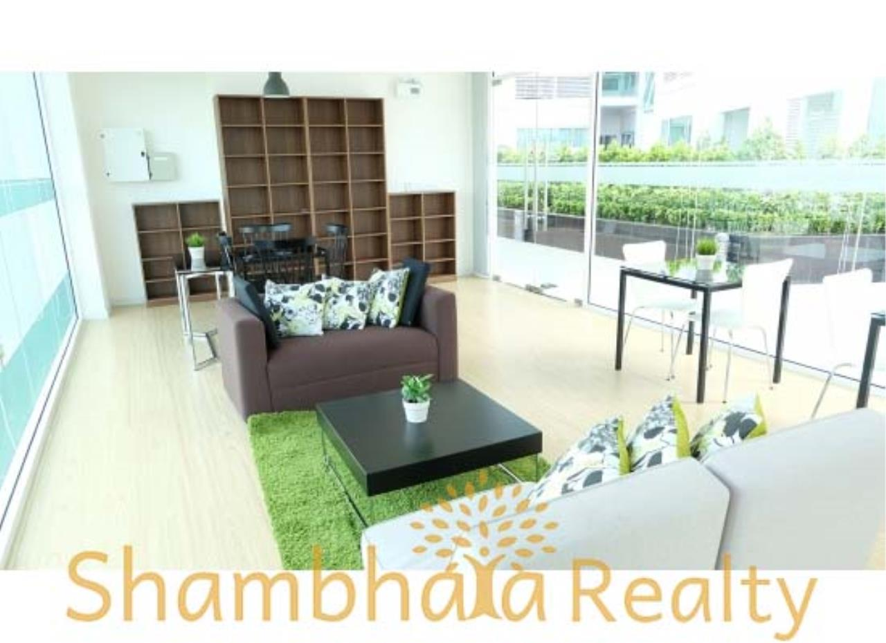 Shambhala Realty Agency's TC Green Rama 9 Condominium for Sale in Rama 9 4