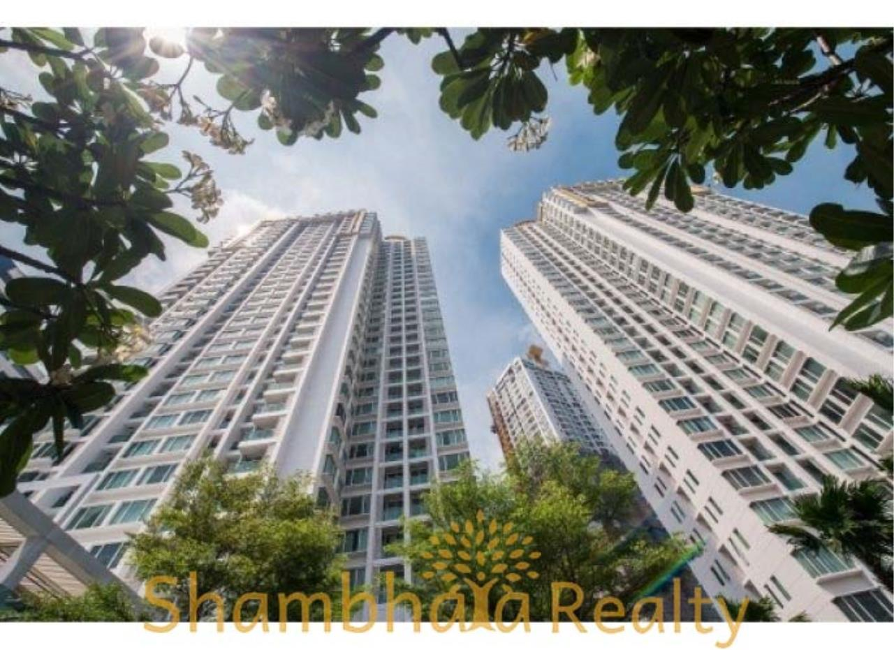 Shambhala Realty Agency's TC Green Rama 9 Condominium for Sale in Rama 9 13