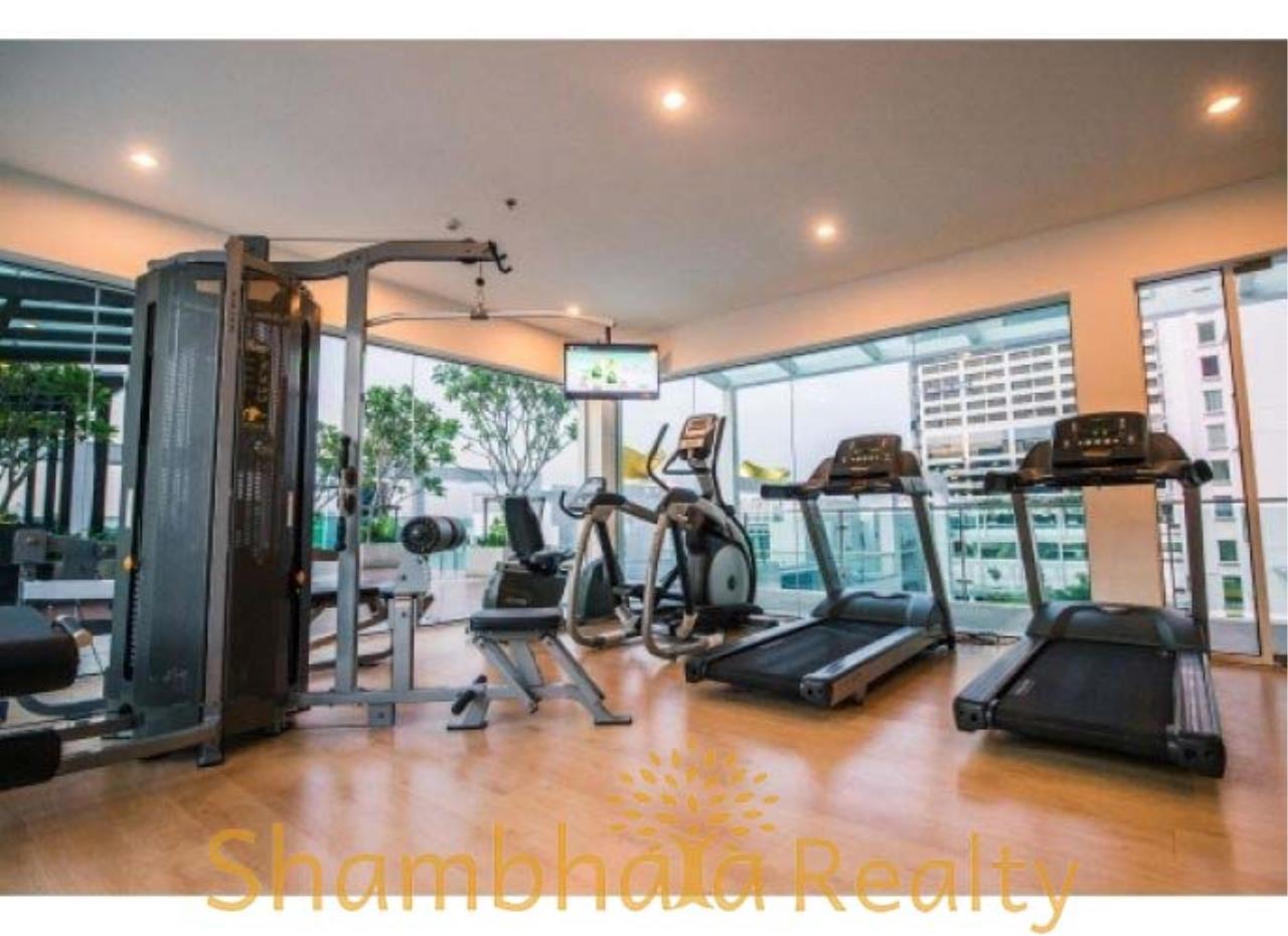 Shambhala Realty Agency's TC Green Rama 9 Condominium for Sale in Rama 9 10