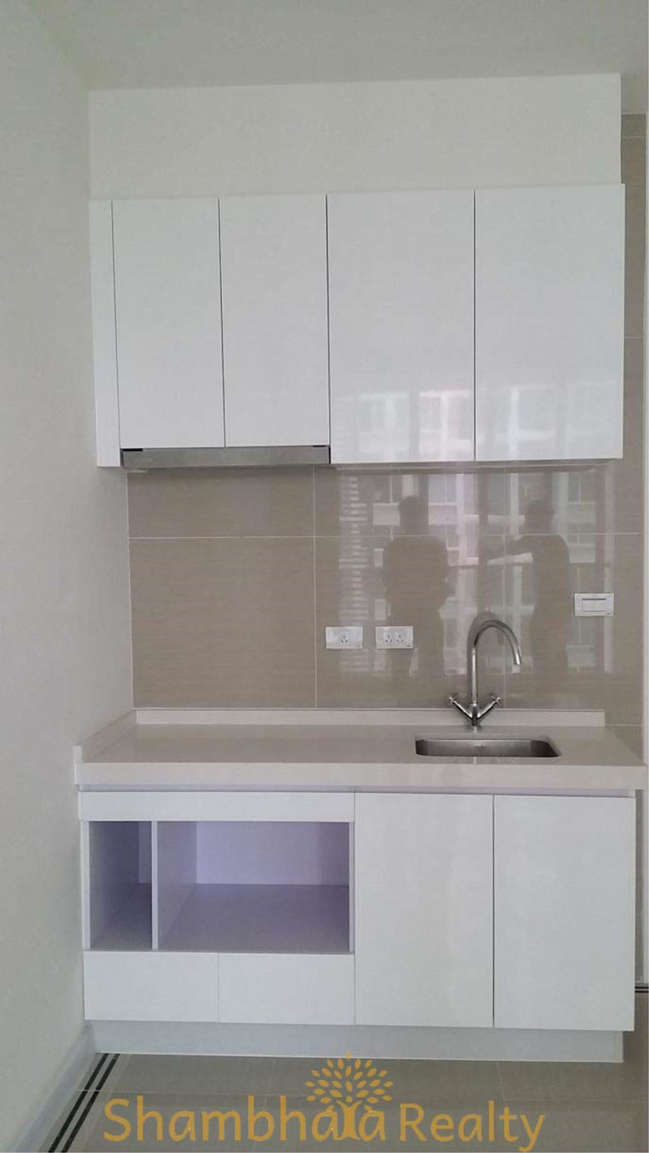 Shambhala Realty Agency's TC Green Rama 9 Condominium for Sale in Rama 9 6