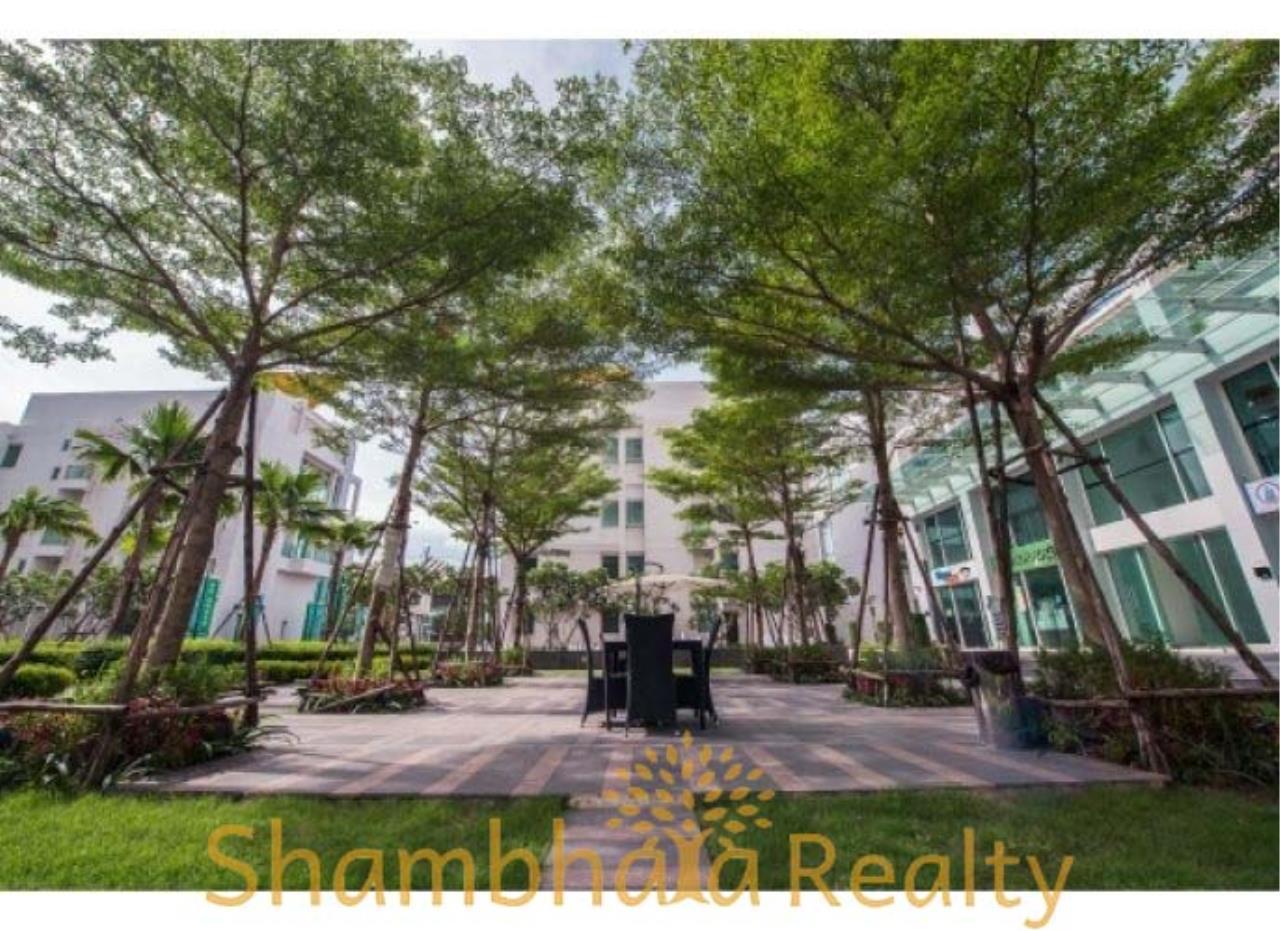 Shambhala Realty Agency's TC Green Rama 9 Condominium for Sale in Rama 9 12