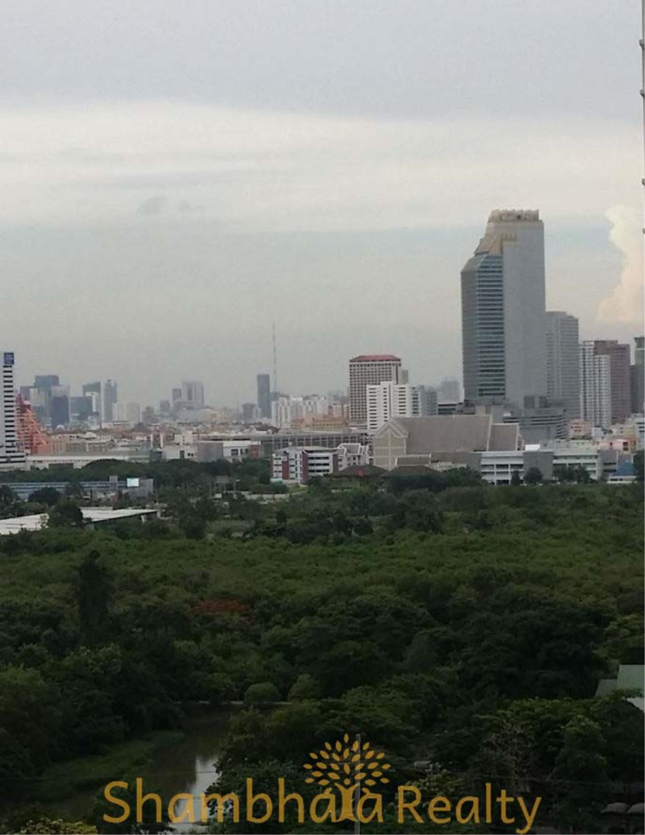 Shambhala Realty Agency's TC Green Rama 9 Condominium for Sale in Rama 9 3