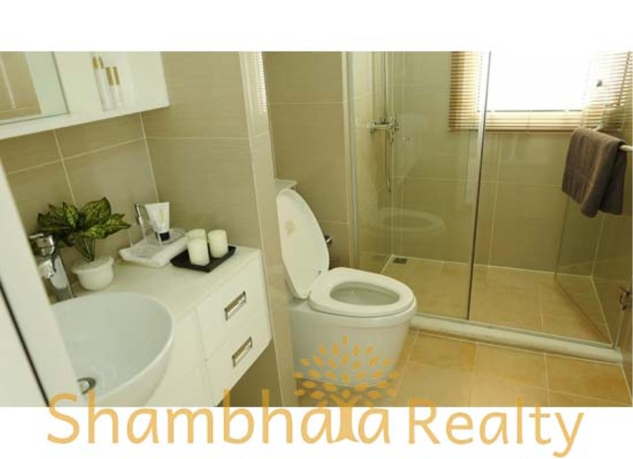 Shambhala Realty Agency's TC Green Rama 9 Condominium for Sale in Rama 9 4
