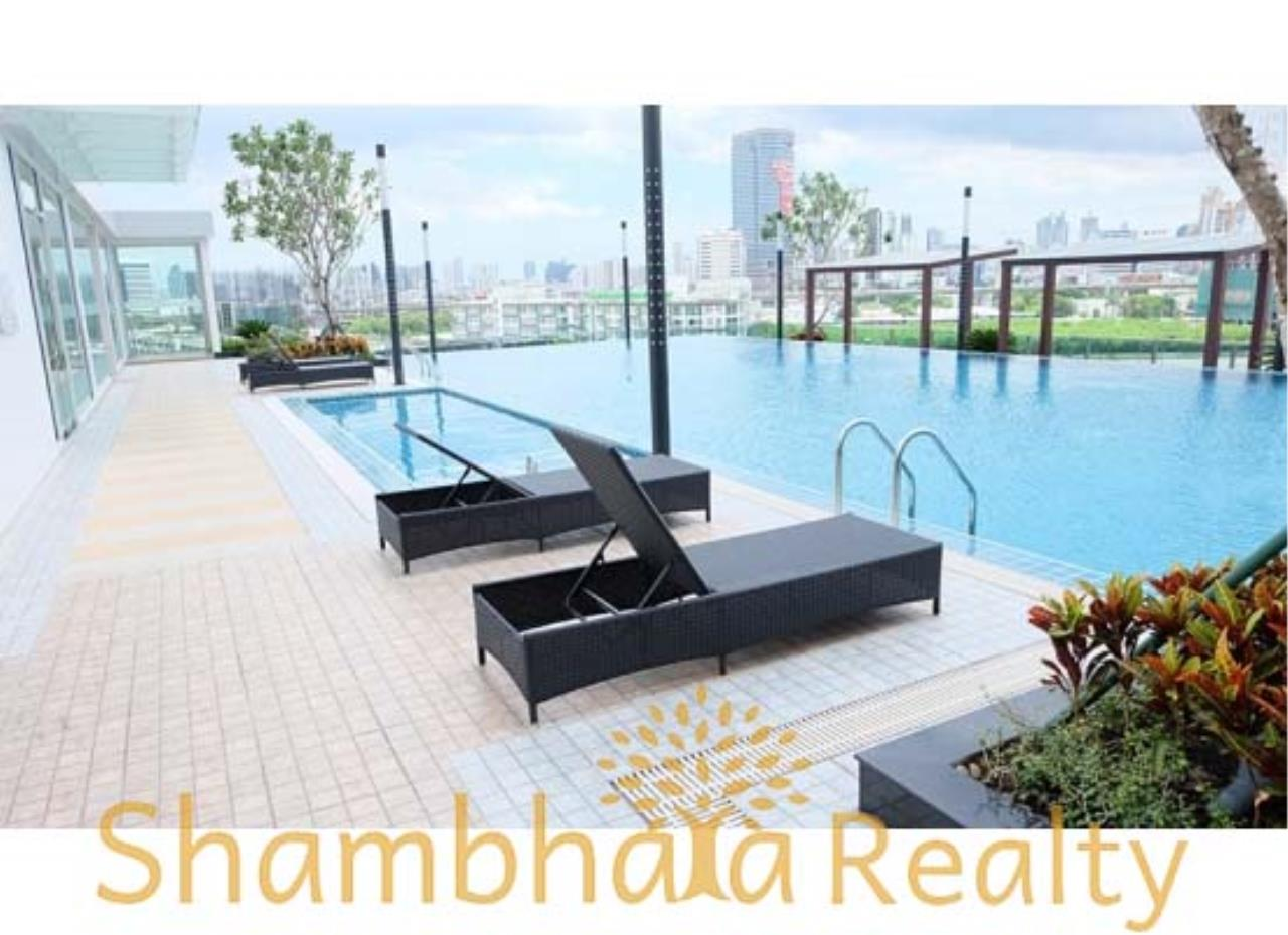 Shambhala Realty Agency's TC Green Rama 9 Condominium for Sale in Rama 9 11
