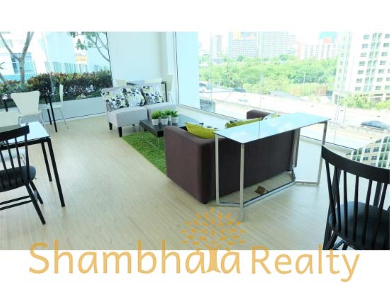 Shambhala Realty Agency's TC Green Rama 9 Condominium for Sale in Rama 9 7