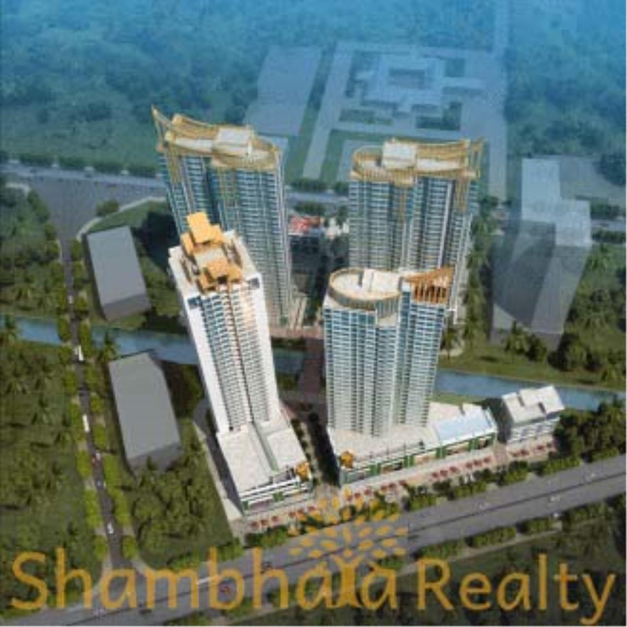 Shambhala Realty Agency's TC Green Rama 9 Condominium for Sale in Rama 9 17