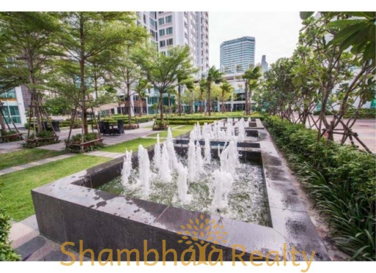 Shambhala Realty Agency's TC Green Rama 9 Condominium for Sale in Rama 9 10