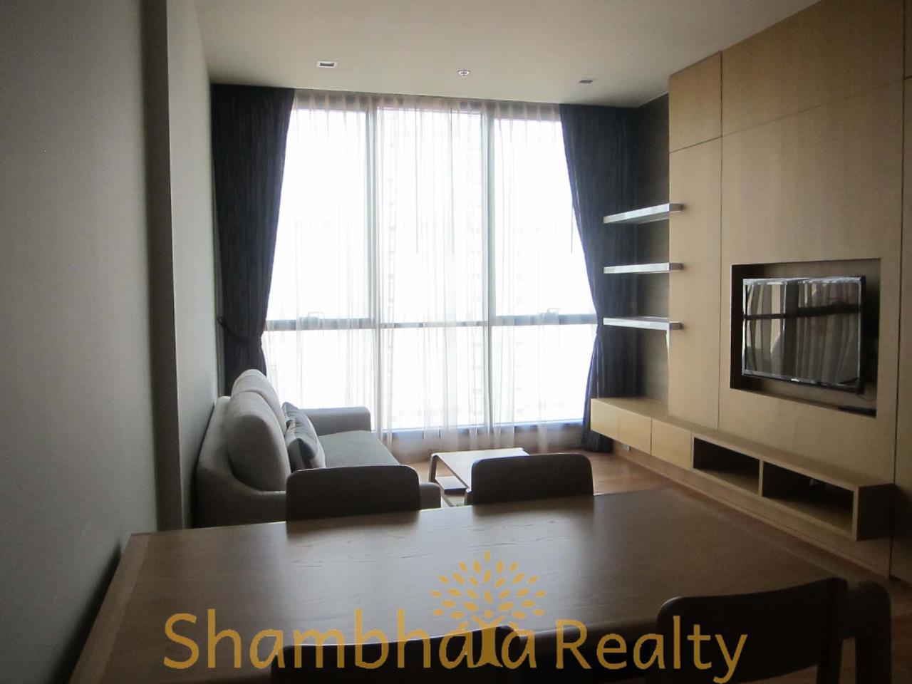 Shambhala Realty Agency's Hyde Sukhumvit Condo Condominium for Rent in Sukhumvit 13 1