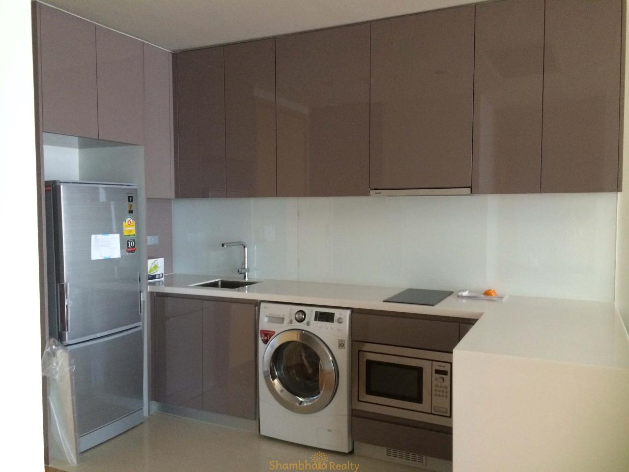 Shambhala Realty Agency's Hyde Sukhumvit Condo Condominium for Rent in Sukhumvit 13 2