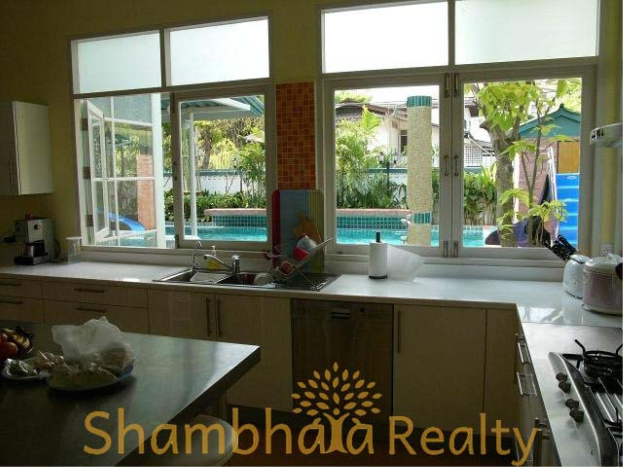 Shambhala Realty Agency's House for rent at Sukhumvit 36 Condominium for Rent in Sukhumvit 36 16