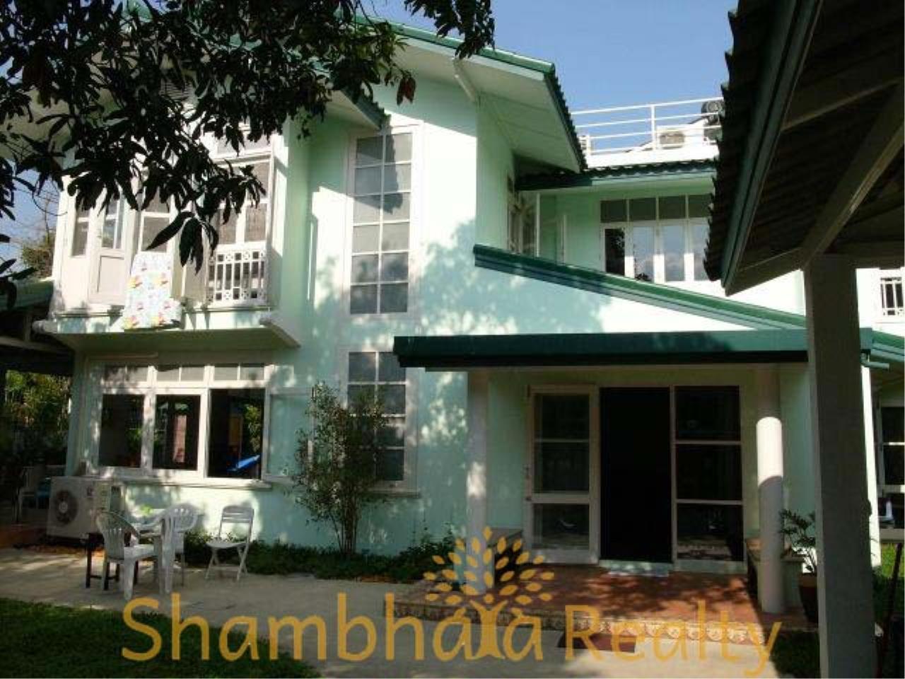 Shambhala Realty Agency's House for rent at Sukhumvit 36 Condominium for Rent in Sukhumvit 36 11