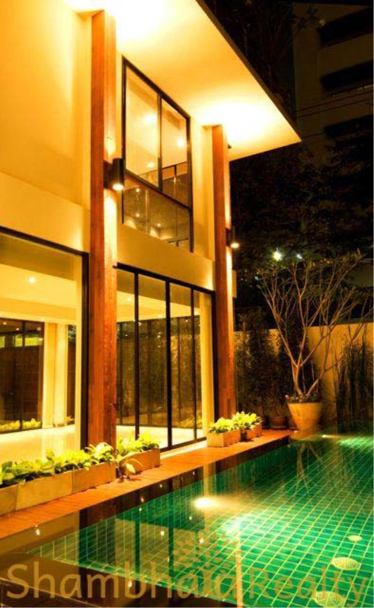 Shambhala Realty Agency's House for rent at Sukhumvit 34 Condominium for Rent in Sukhumvit 34 5