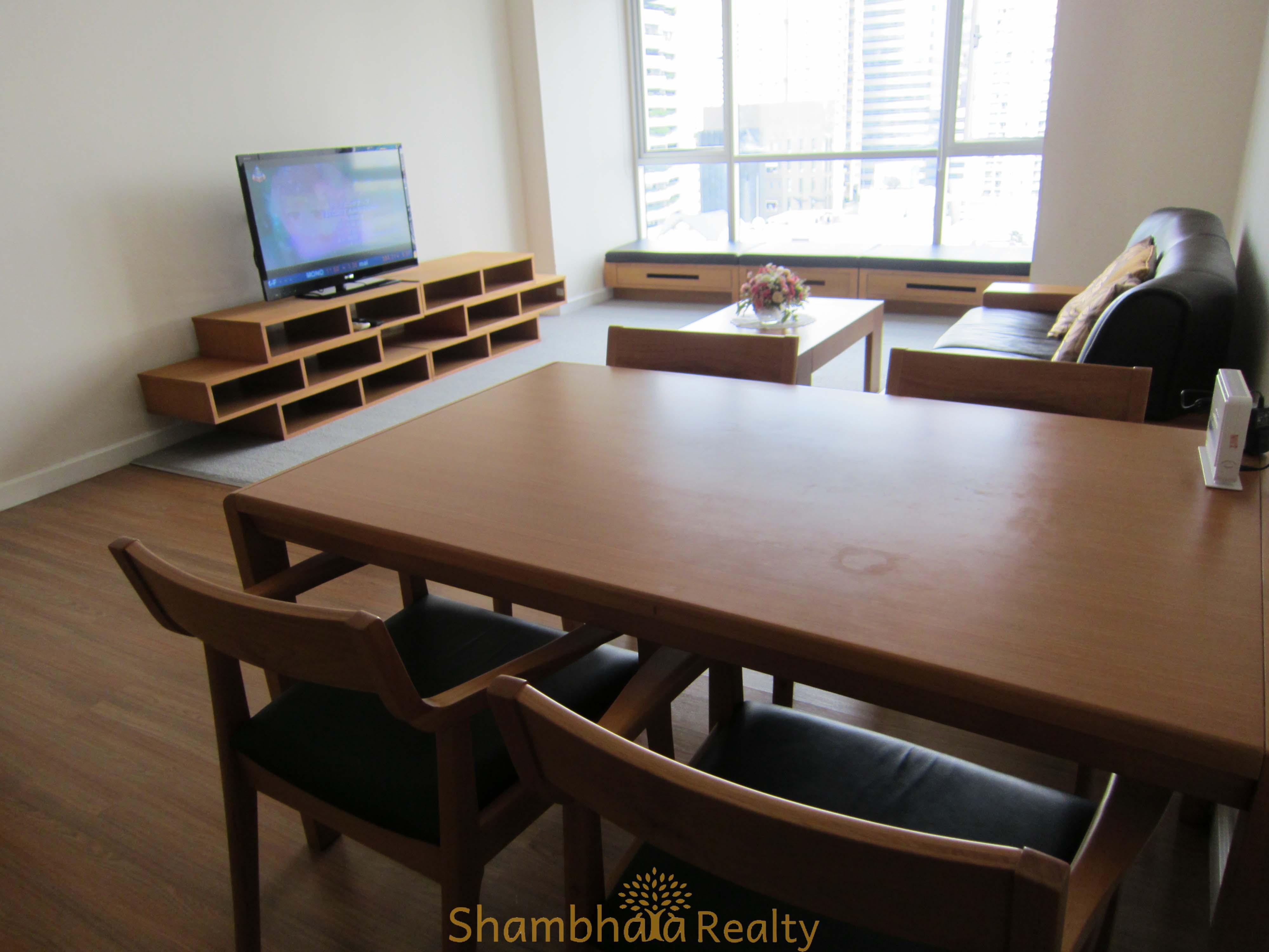 Shambhala Realty Agency's Trendy Condo For Rent 3