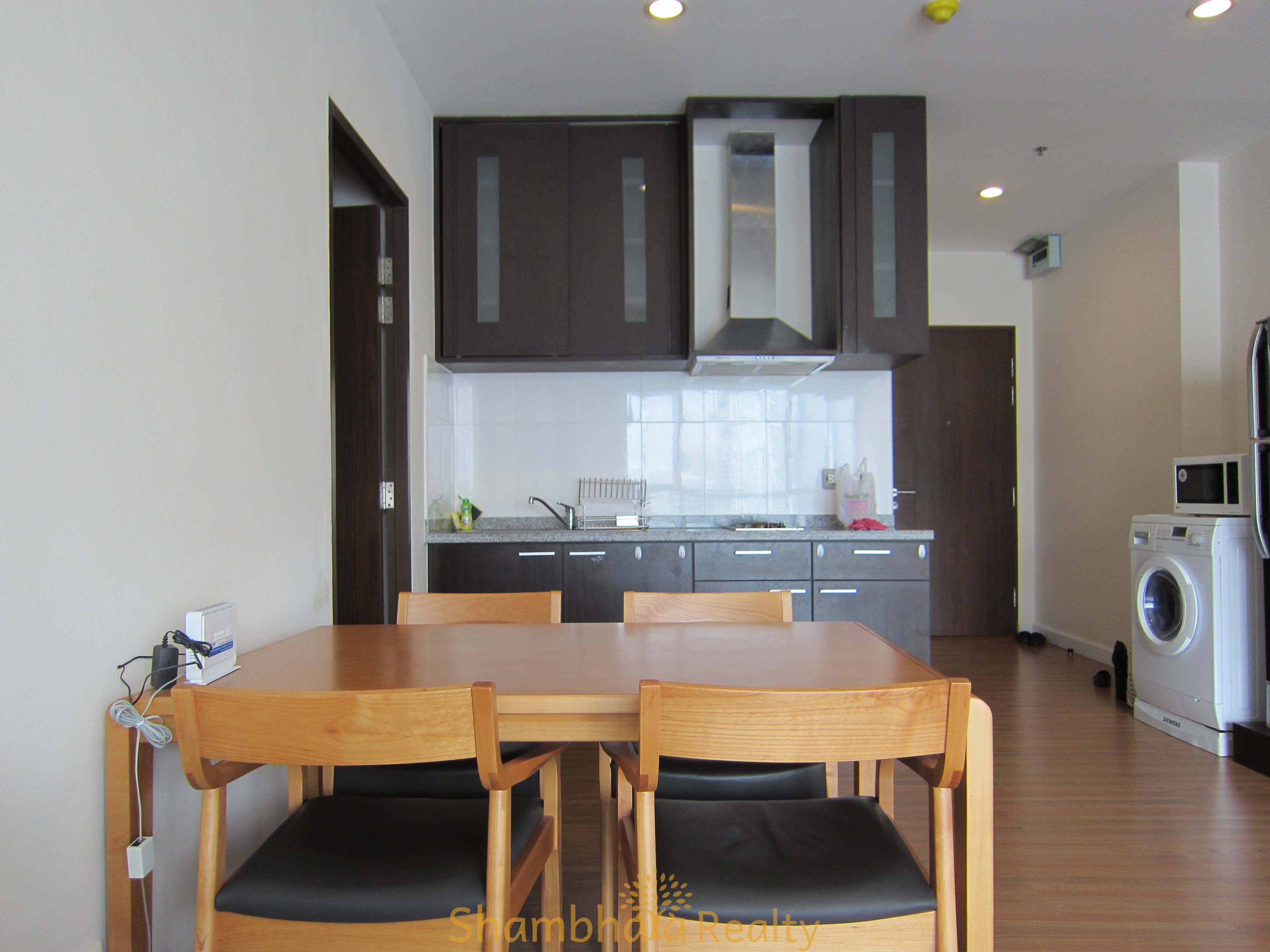 Shambhala Realty Agency's Trendy Condo For Rent 4