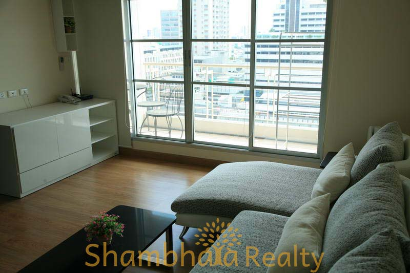 Shambhala Realty Agency's Baan Klang Krung Siam For Rent 4