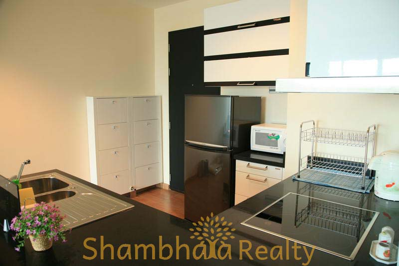 Shambhala Realty Agency's Baan Klang Krung Siam For Rent 6