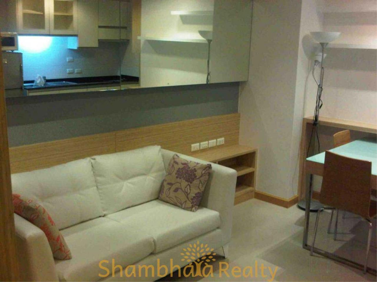 Shambhala Realty Agency's Serene Place Sukhumvit 24  Condominium for Rent in Sukhumvit 24 3