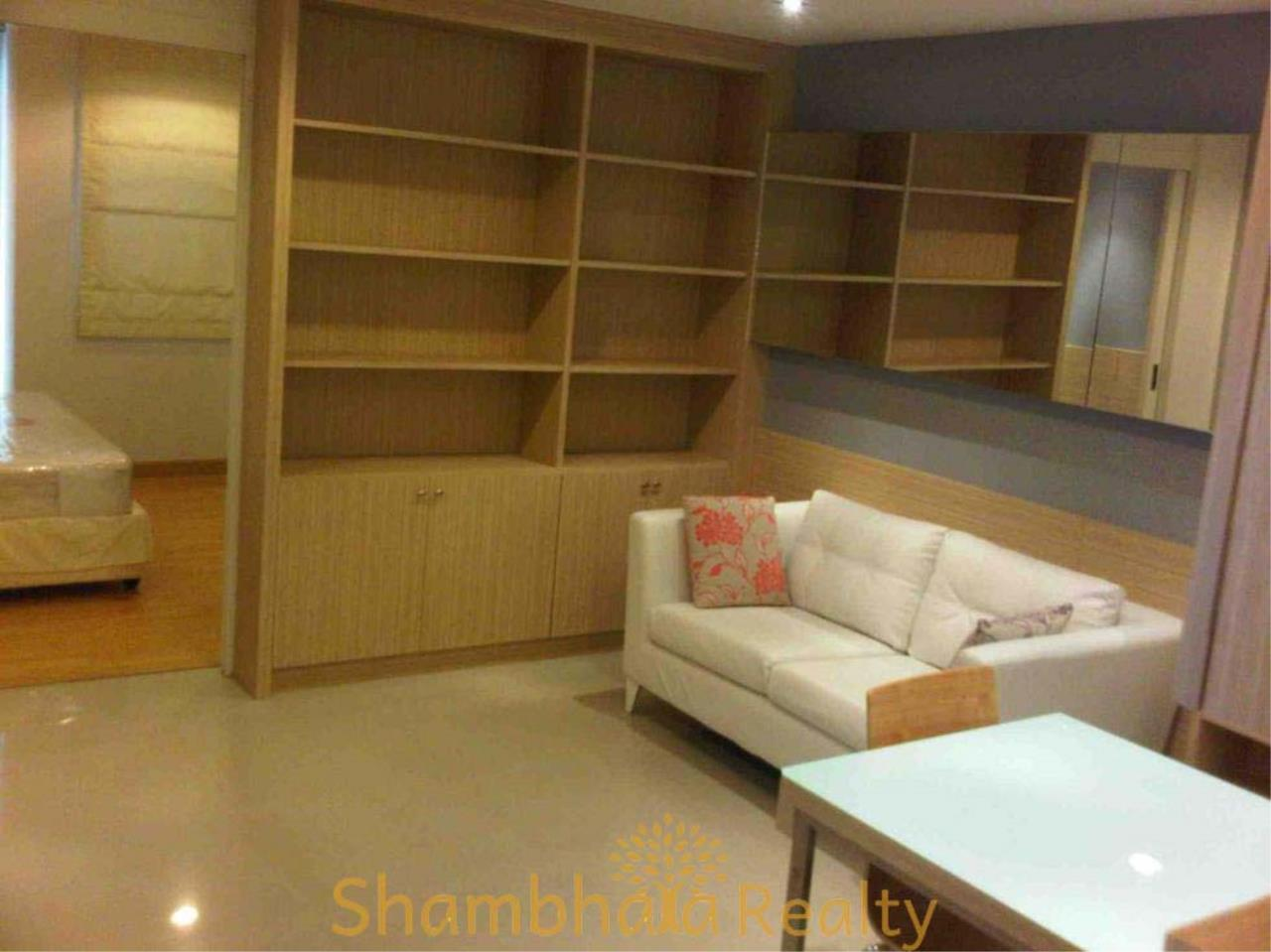 Shambhala Realty Agency's Serene Place Sukhumvit 24  Condominium for Rent in Sukhumvit 24 1