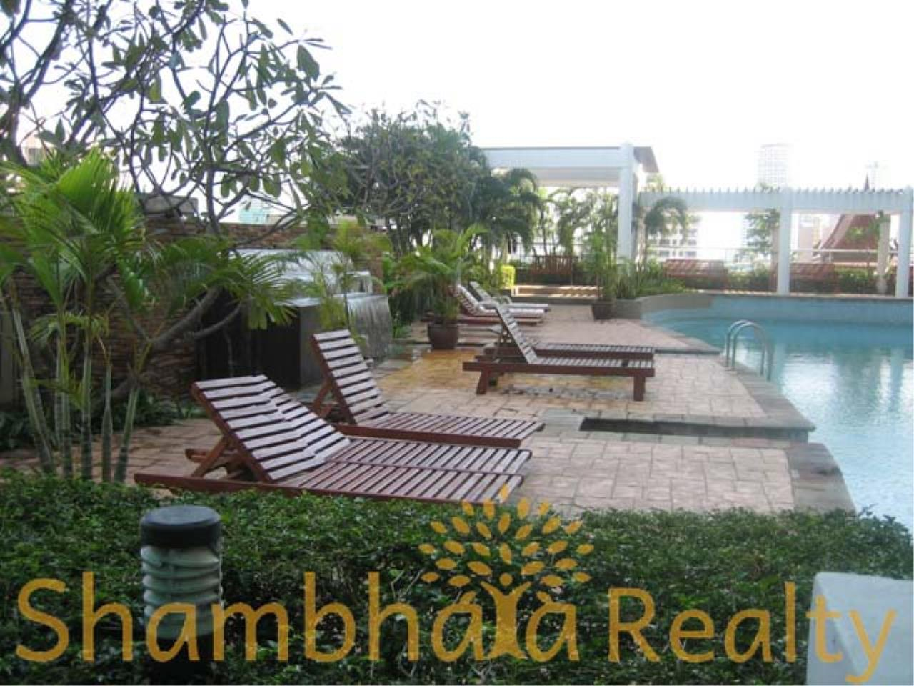 Shambhala Realty Agency's Waterford Diamond Condominium for Rent in Sukhumvit 30/1 5