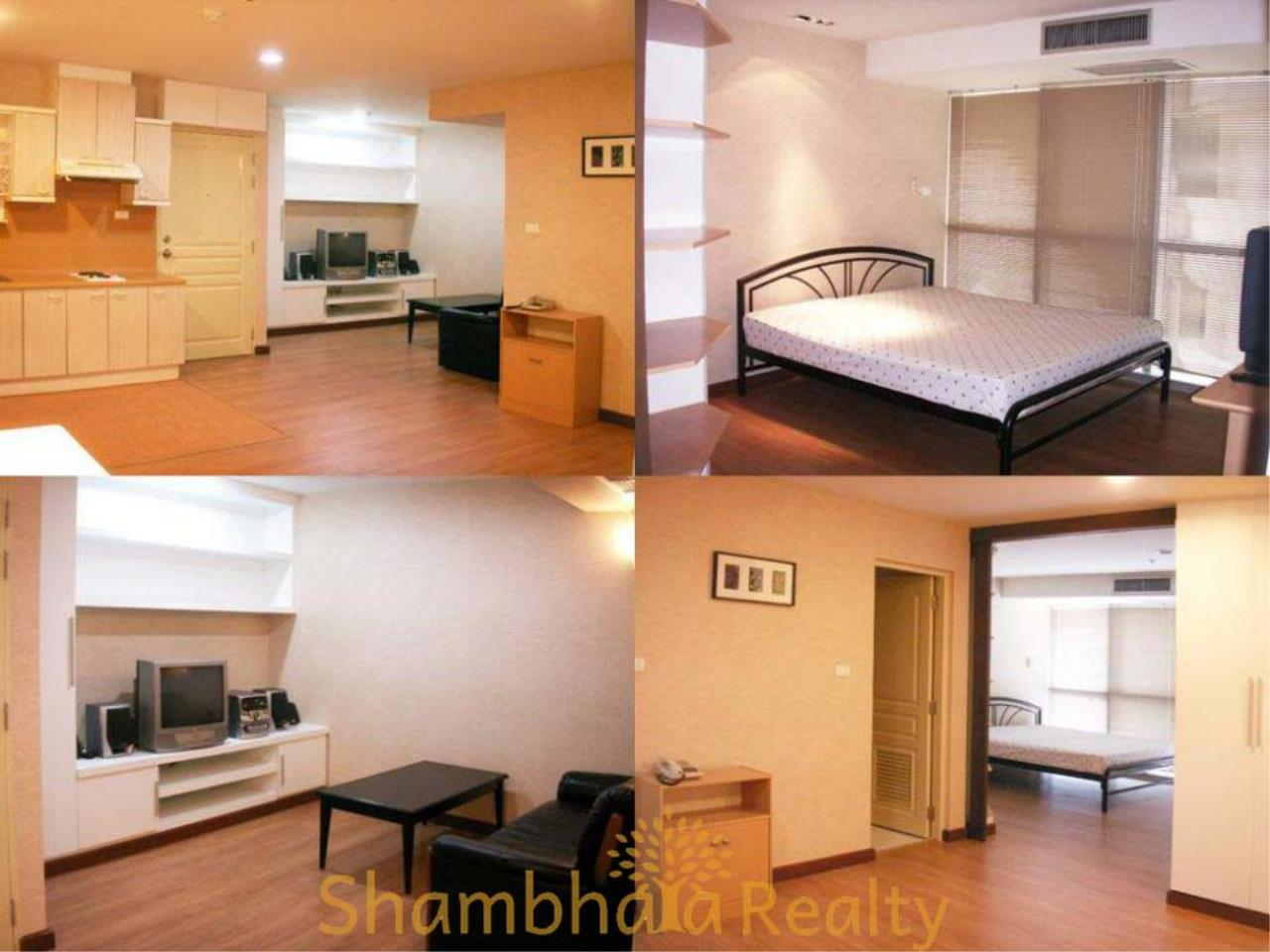 Shambhala Realty Agency's Waterford Diamond Condominium for Rent in Sukhumvit 30/1 3