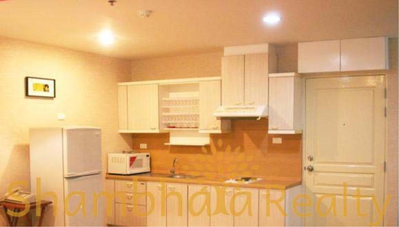 Shambhala Realty Agency's Waterford Diamond Condominium for Rent in Sukhumvit 30/1 2