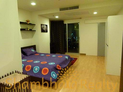 Shambhala Realty Agency's Nusasiri Grand For Rent 1