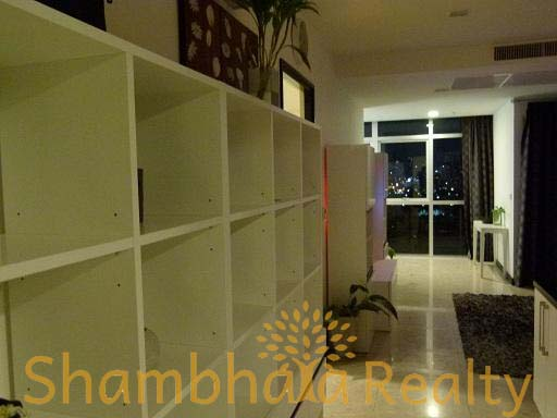 Shambhala Realty Agency's Nusasiri Grand For Rent 5