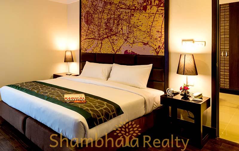 Shambhala Realty Agency's Apartment For Rent Rama 4 1