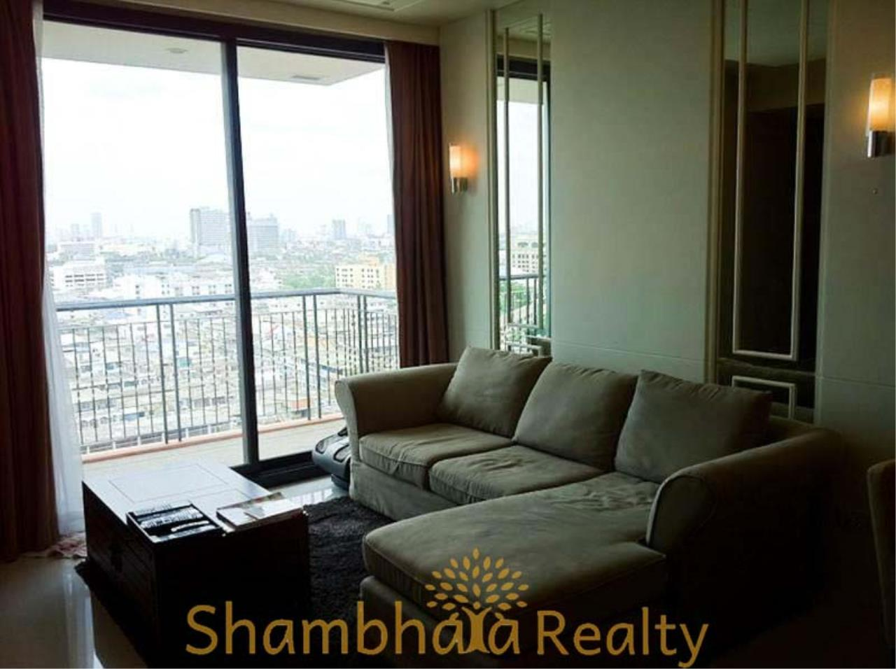 Shambhala Realty Agency's Aguston Sukhumvit 22 Condominium for Rent in Sukhumvit 22 11
