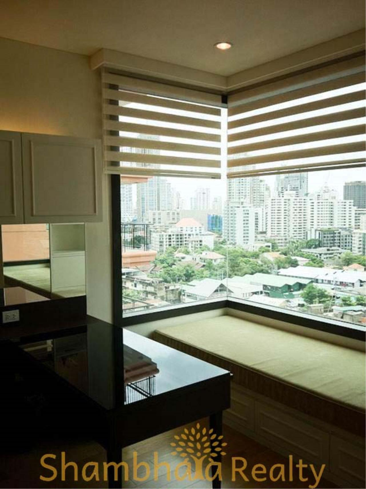 Shambhala Realty Agency's Aguston Sukhumvit 22 Condominium for Rent in Sukhumvit 22 7
