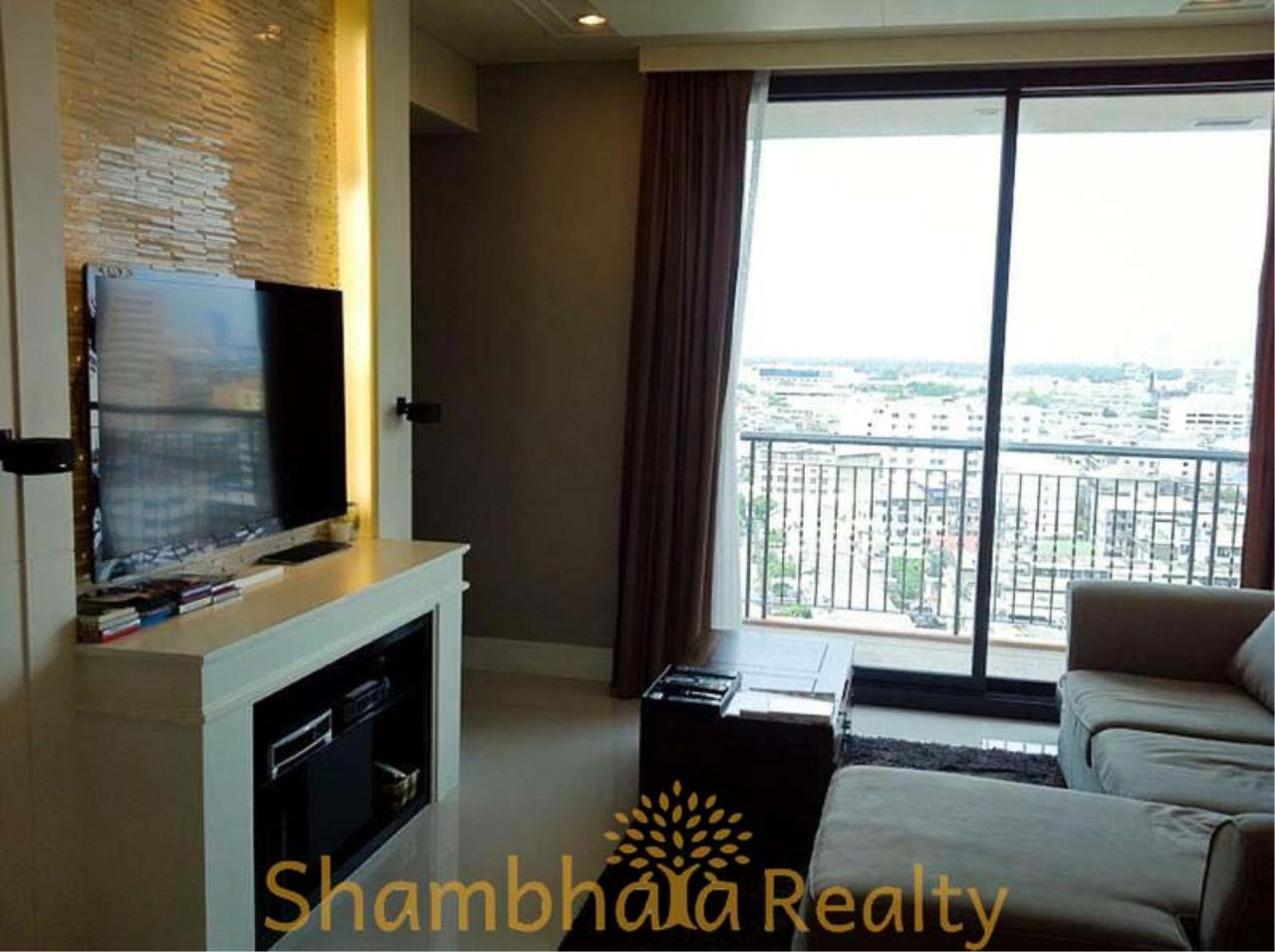 Shambhala Realty Agency's Aguston Sukhumvit 22 Condominium for Rent in Sukhumvit 22 2