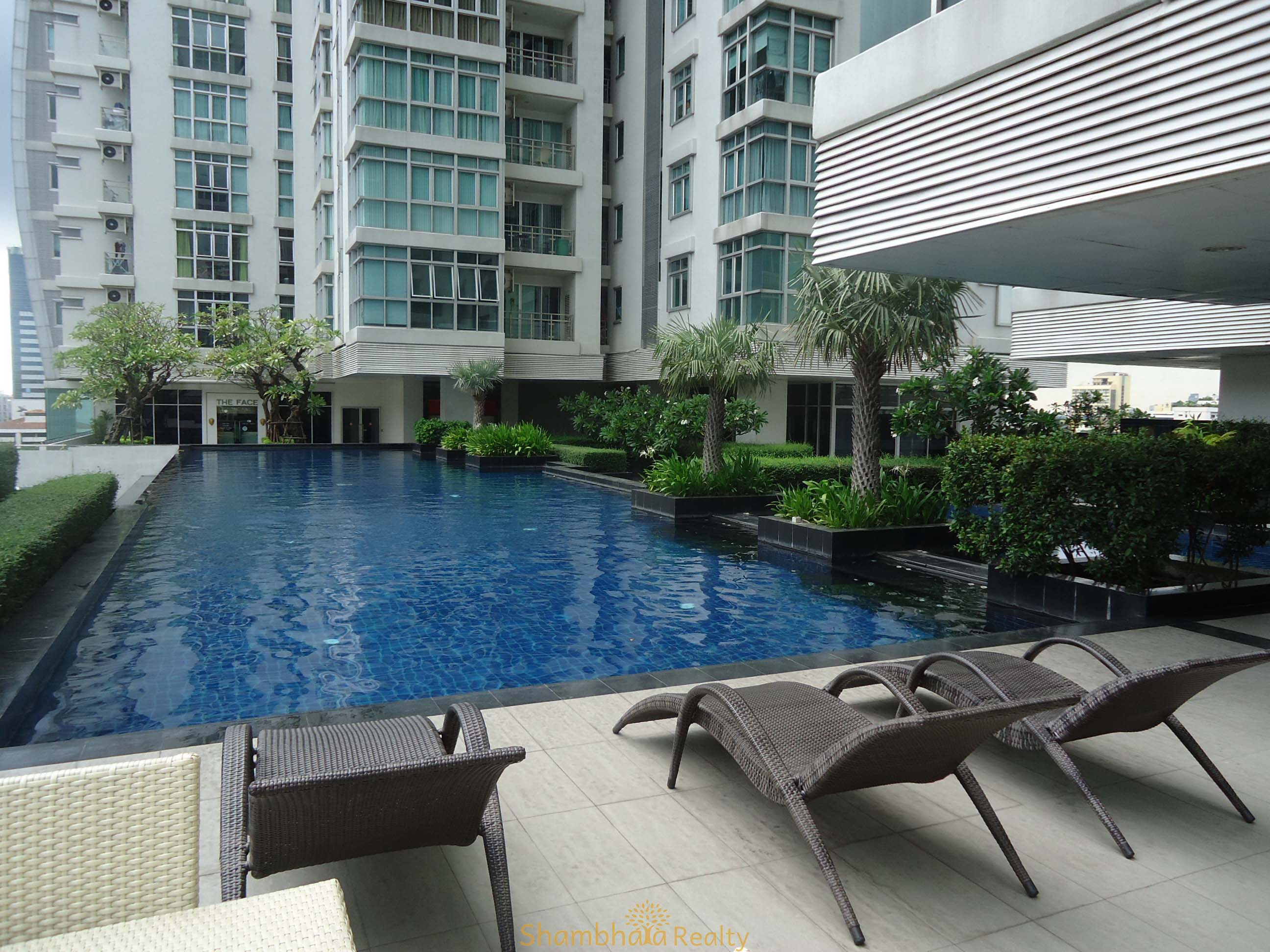 Shambhala Realty Agency's Nusasiri Grand For Rent Ekkamai 6