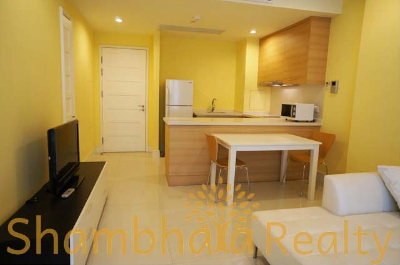 Shambhala Realty Agency's Aguston Sukhumvit 22 Condominium for Sale/Rent in Sukhumvit 22 1
