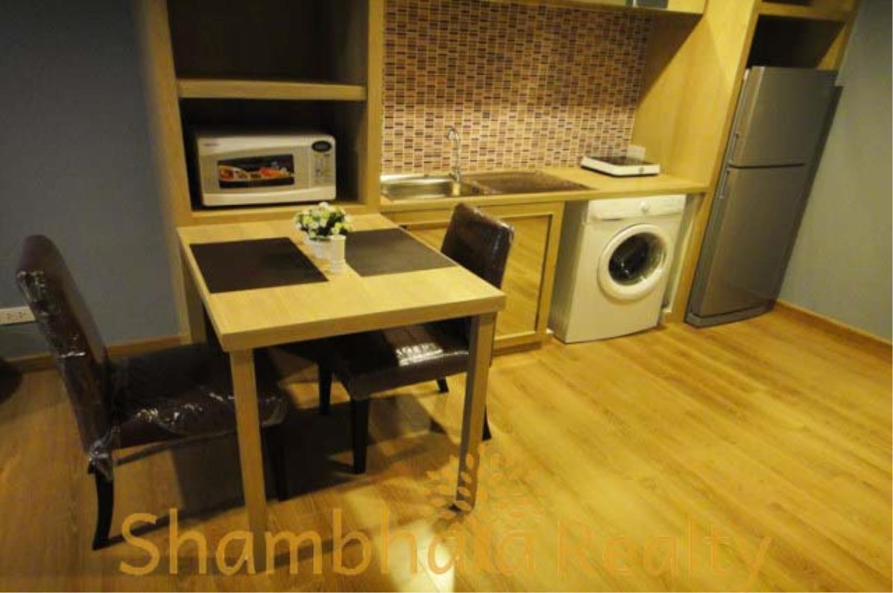 Shambhala Realty Agency's Seed Musee Condominium for Rent in Sukhumvit 26 3