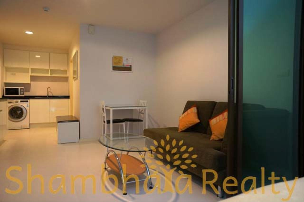 Shambhala Realty Agency's Pearl Residences Sukhumvit 24 Condominium for Rent in Sukhumvit 24 2