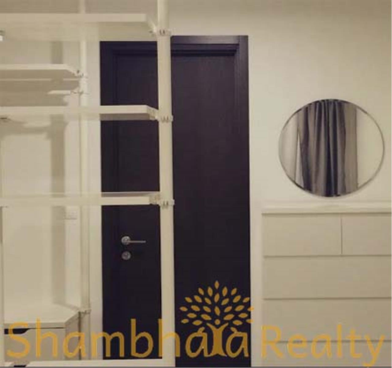 Shambhala Realty Agency's Rhythm Sathorn - Narathiwas Condominium for Rent in Narathiwas road 5