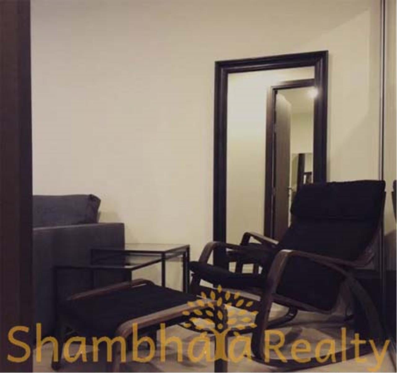 Shambhala Realty Agency's Rhythm Sathorn - Narathiwas Condominium for Rent in Narathiwas road 6