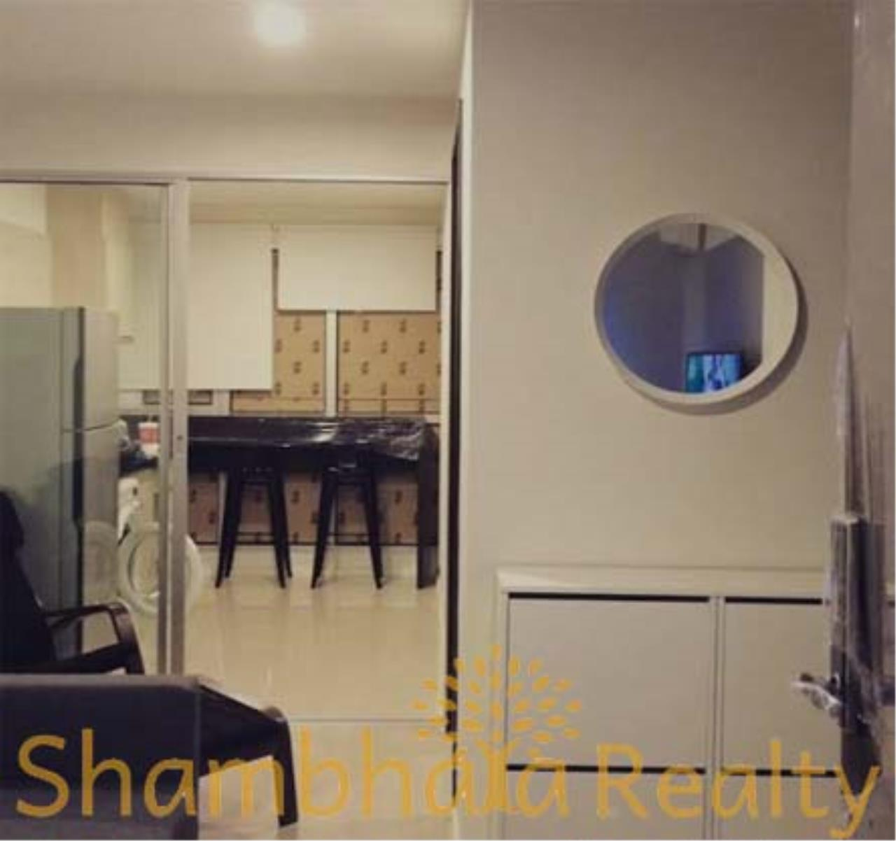 Shambhala Realty Agency's Rhythm Sathorn - Narathiwas Condominium for Rent in Narathiwas road 2