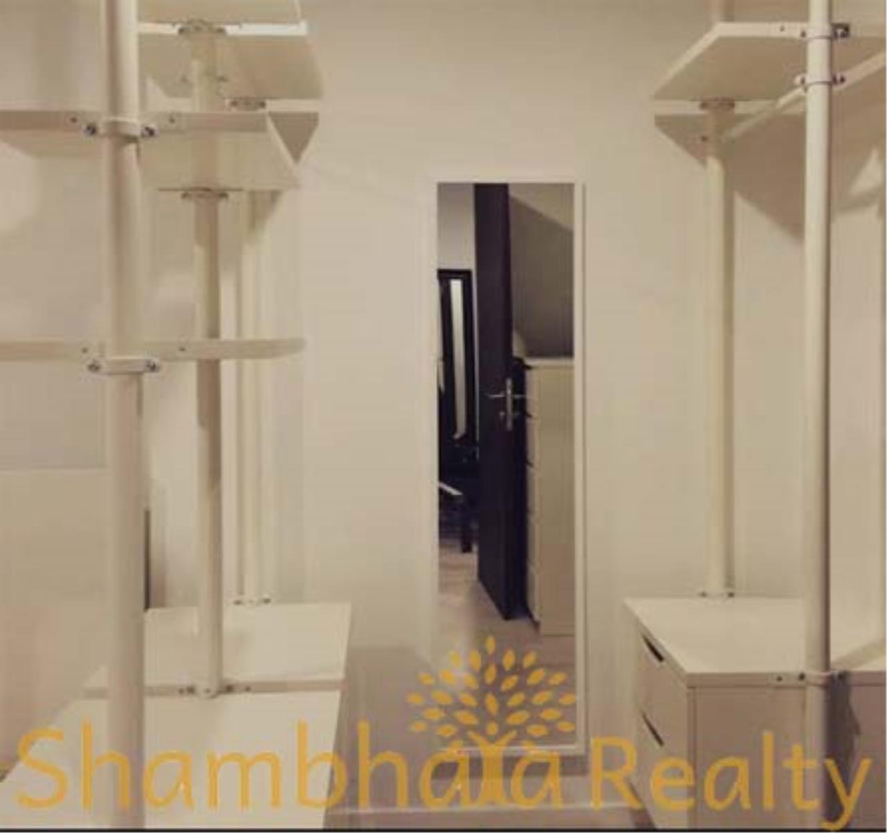 Shambhala Realty Agency's Rhythm Sathorn - Narathiwas Condominium for Rent in Narathiwas road 3