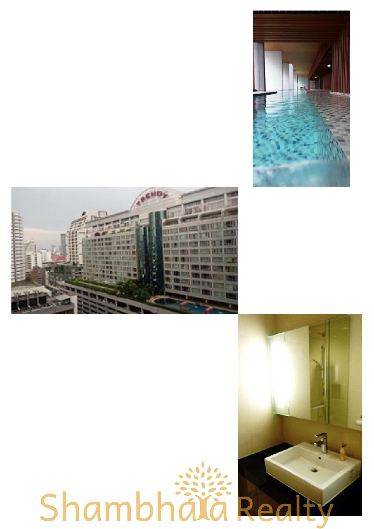Shambhala Realty Agency's Hyde Sukhumvit 13 Condominium for Rent in Sukhumvit 13 3