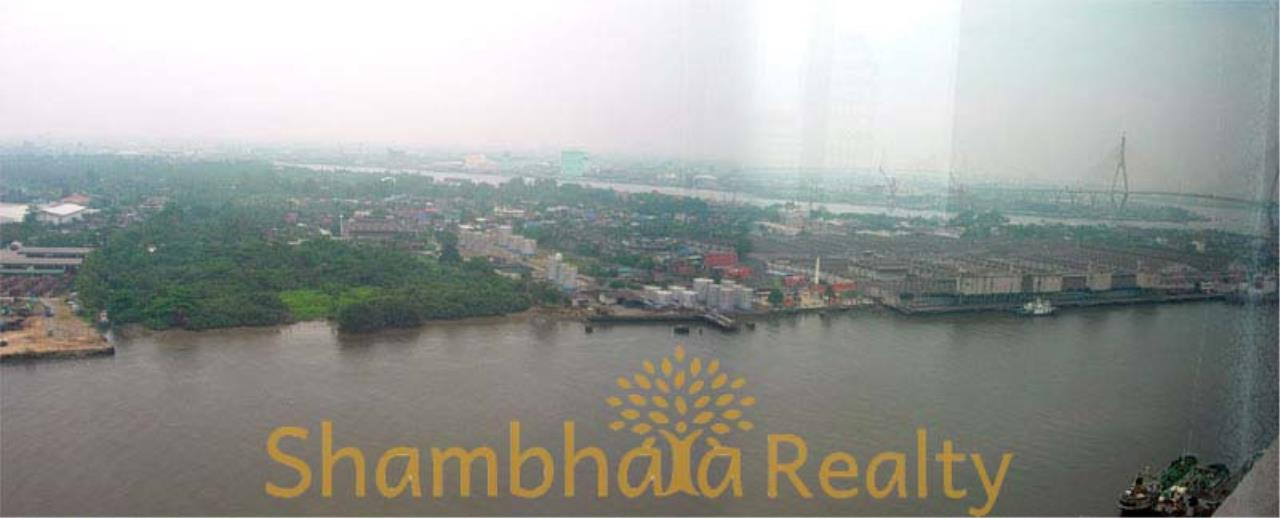 Shambhala Realty Agency's Condo PM Riverside  Condominium for Sale/Rent in Rama 3 6