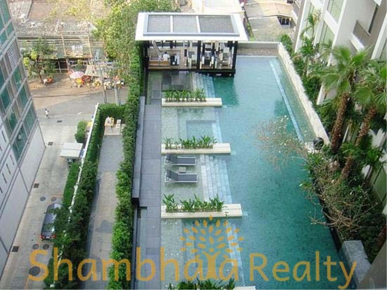 Shambhala Realty Agency's Quattro Condo Condominium for Sale in Thonglor 4 7