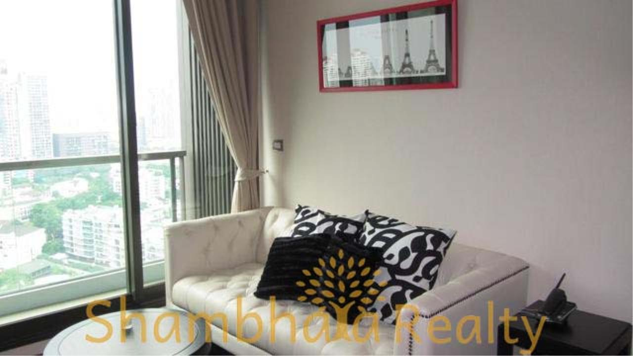 Shambhala Realty Agency's The Address 28 Condominium for Rent in Sukhumvit 28 6