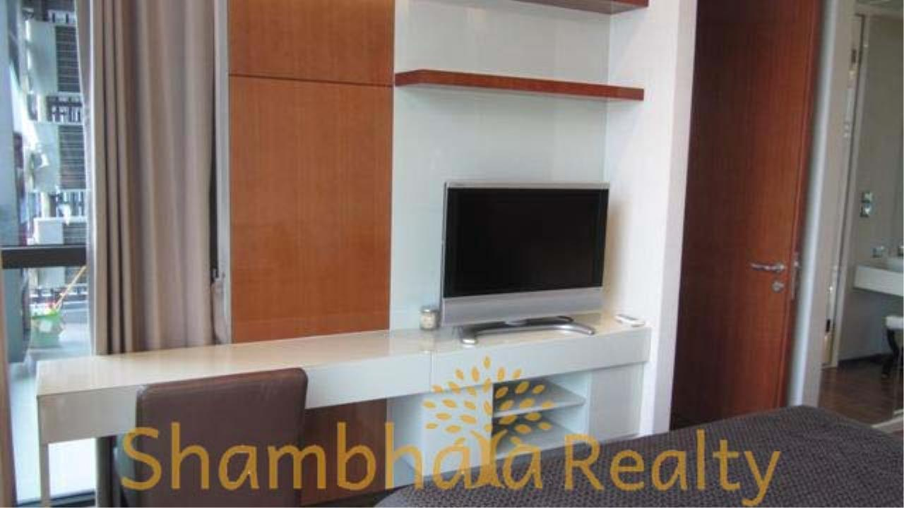 Shambhala Realty Agency's The Address 28 Condominium for Rent in Sukhumvit 28 2